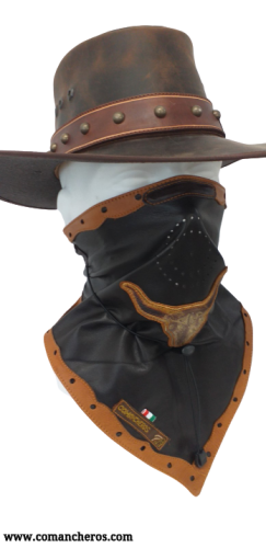 Bandana Vaquero Leather