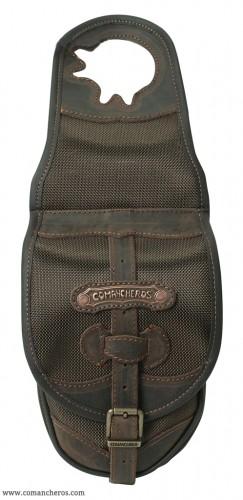 Western pommel bag in Cordura