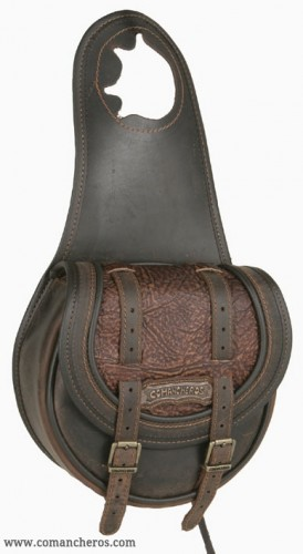 Western pommel bag