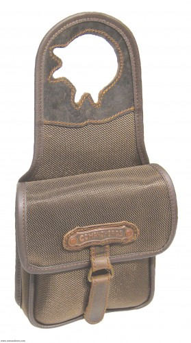 Pommel bag for cowboy saddle