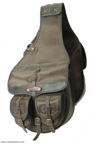 Rear saddlebags