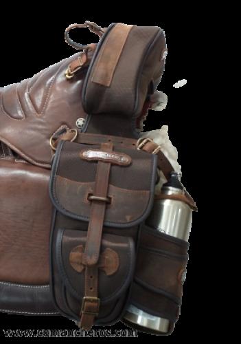 Front Trekker Saddlebags