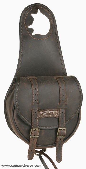 Front pommel bag
