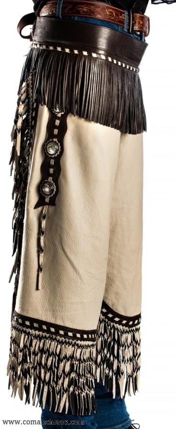 Leather Armitas Chaps