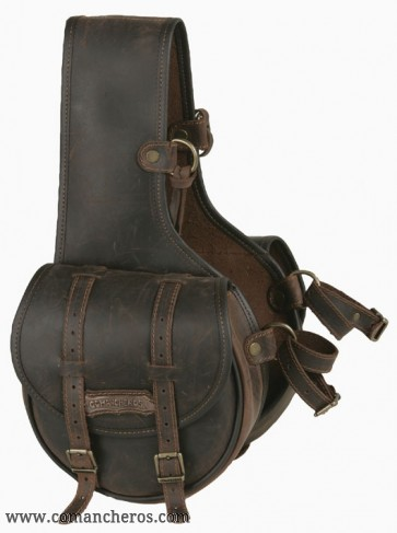 Rear Saddlebags For Western Saddle