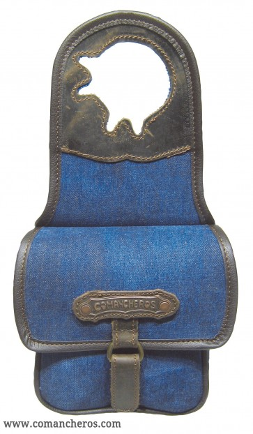 Western riders pommel bag
