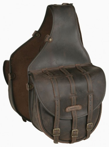 Medium-large rear saddlebags