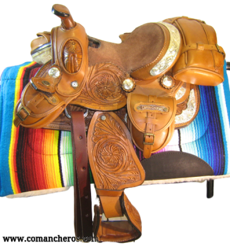 Mini Western Saddle