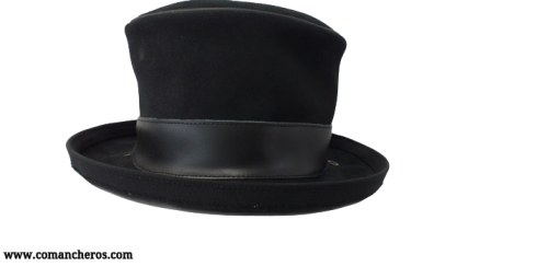 Old Time Hat in Suede