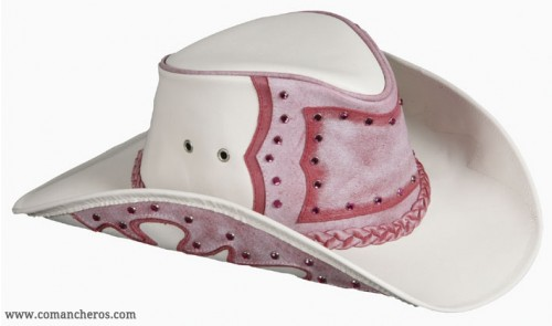 Country Fuchsia Hat