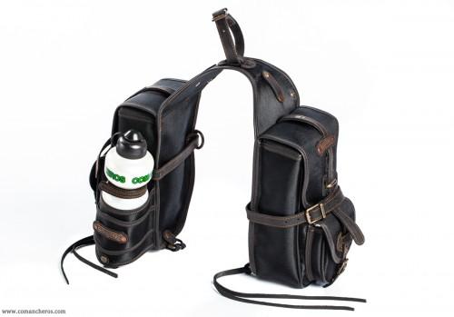 Trekking front saddlebags
