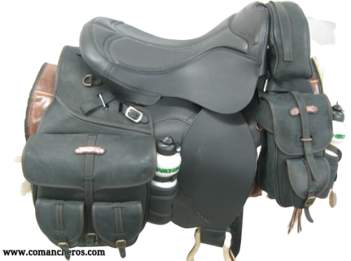 Trekker Saddle