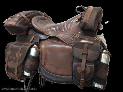 Comancheros Trekker Saddlebags