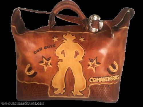 Cowboy Travel Bag