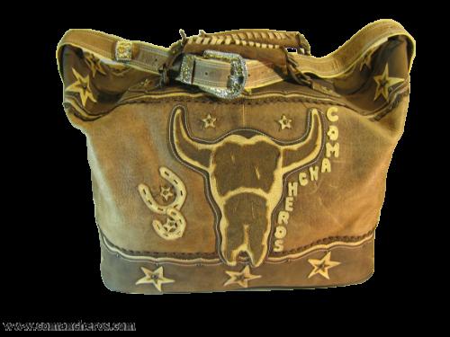Long Horn Travel Bag