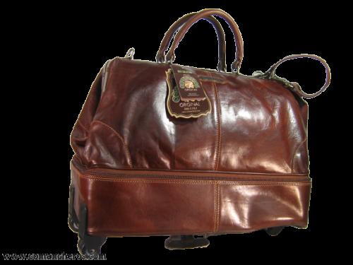 Travel Bag with Shoe Holder