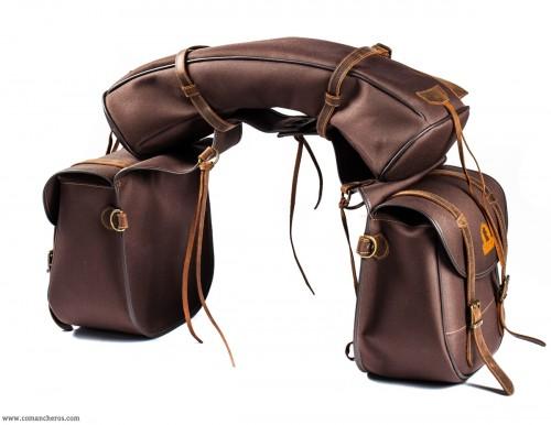 O'Bryan rear saddlebag set
