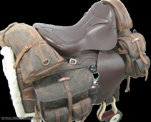 Trekking Saddle