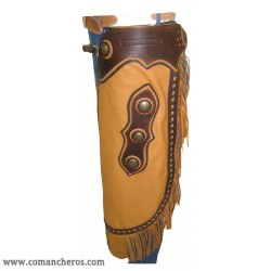 Professional Chinks Chaps made nappa leather