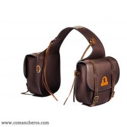 Rear saddle bag, medium size made special nylon