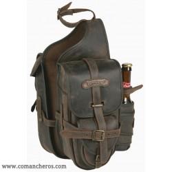 Front saddle bag for Trekking saddle