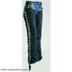 Leather Chaps Reining