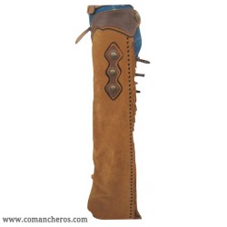 Soft Suede Professional Chaps for Cutting