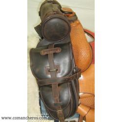 Front saddle bag Comancheros for Trekking saddle