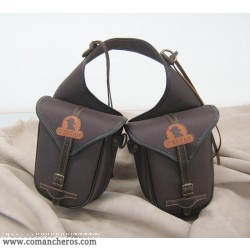 Small  rear saddle bag made from special nylon