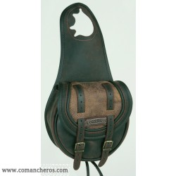 Single Pommel saddle bag Comancheros for Horse Trekking