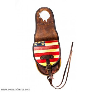 America' front saddlebag