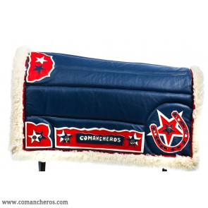 America Leather Saddle Pad