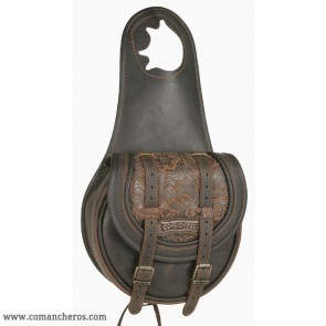 Single Horne saddle bag Comancheros for Horse Trekking
