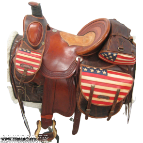 Blue River Saddle