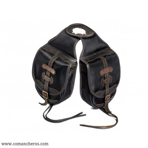 Comancheros double pommel bag