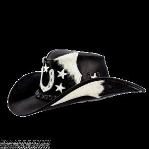 Cow Hair Hat
