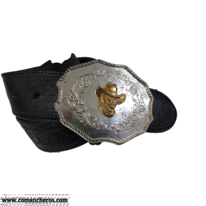 Cowboy Buckle Belt CT03