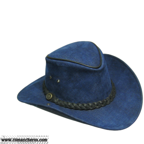 Cowboy Jeans Hat