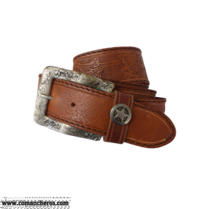 Cowboy Leather Belt CT47