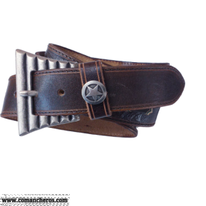 Cowgirl Leather Belt CT73