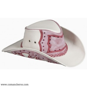 Fuchsia Country hat