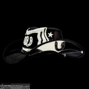 Illinois Leather Hat