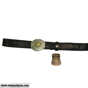 Indian Buckle Belt CT126