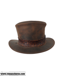 Medium-high carriage hat