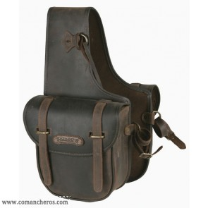 Medium rear saddlebags