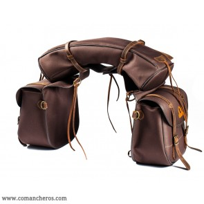 O'Bryan rear saddlebag set