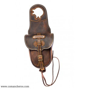 Saddlebag Leather Horse