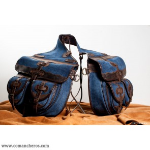 saddlebags with pockets