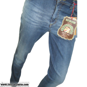 Stretch Jeans Without Seam