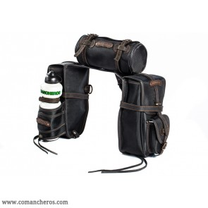 Trekking saddlebags in Cordura